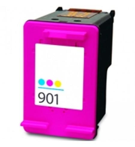 HP Reciclado Nº 901 XL preto (cc654ee)