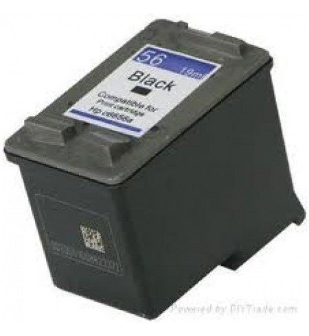 HP Reciclado Nº 56 preto (C6656AE)